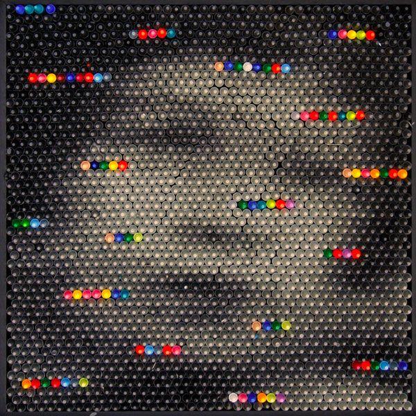 Crayon Pixel-Art by Christian Faur (35 pics)