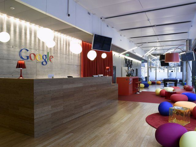 Google Offices (Googleplex) around the world (63 pics)