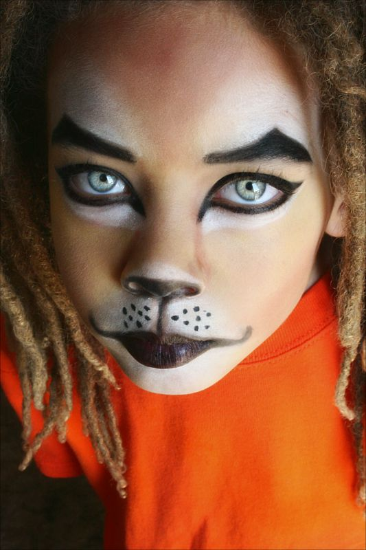 Face painting The best works (47 pics)  Izismilecom - Best Halloween Face Painting Ideas