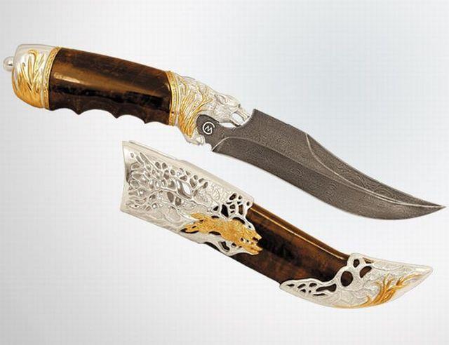 Ornamented daggers (30 pics)