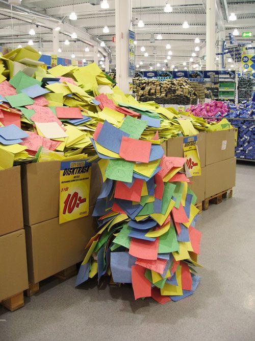 Supermarket camouflage (22 pics)