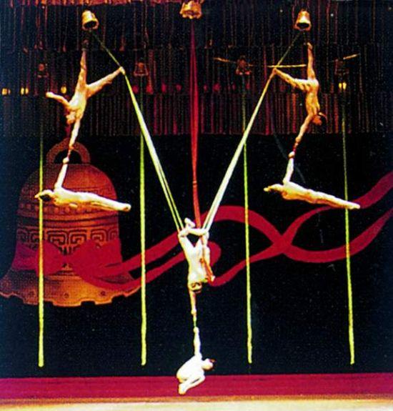 Masters of equilibrium (69 pics)