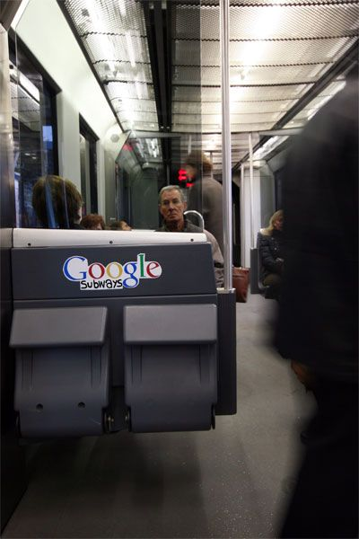 Google ascension (32 pics)
