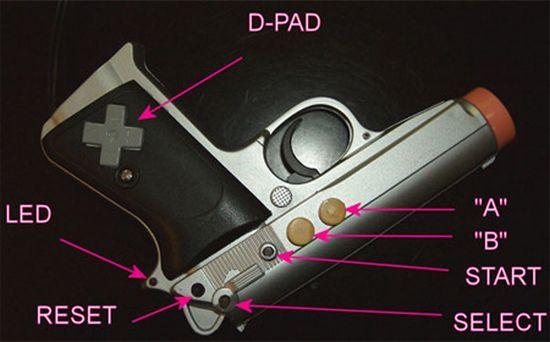 Gun shaped gadgets (24 pics)