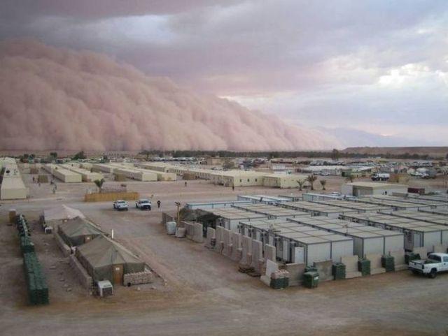 Sandstorm (19 pics)