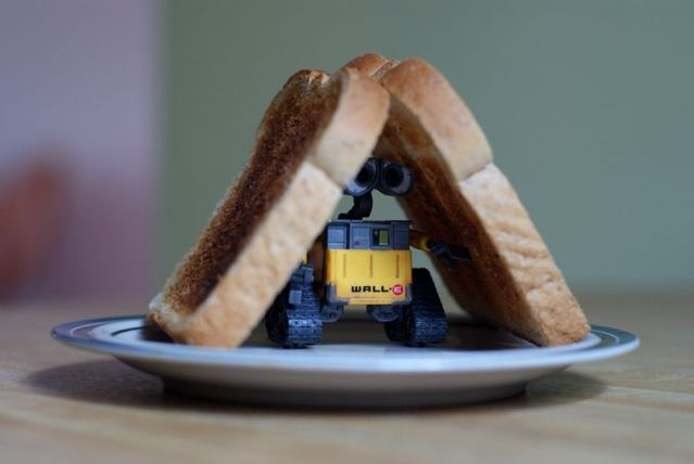 The adventures of WALL-E (50 pics)