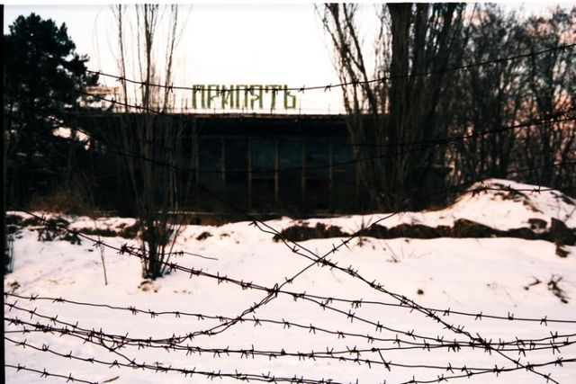 Prypiat  - ghost city (84 pics)