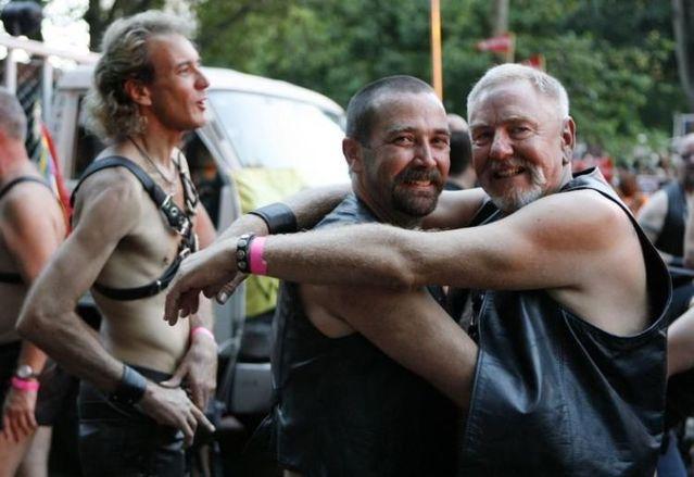 31st Gay and Lesbian Mardi Gras in Sydney (37 pics)