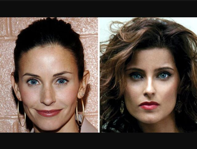 Celebrities who resemble very much (30 pics)