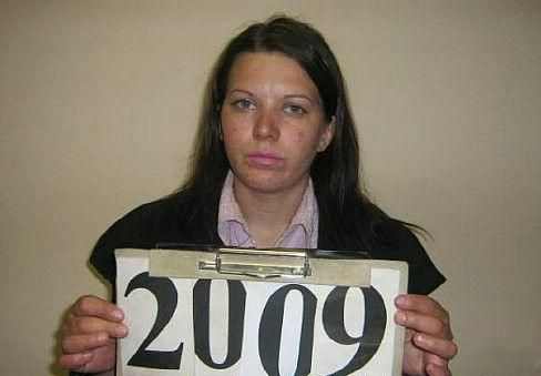 Mug shots of Russian female criminals (39 pics)