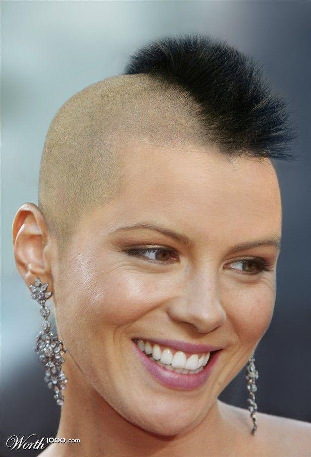 Bald Celebs Great Photomontage 54 Pics Izismile Com