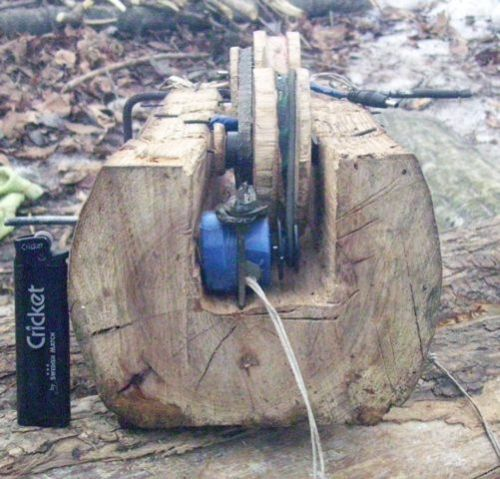 Exceptional mobile charger (3 pics)