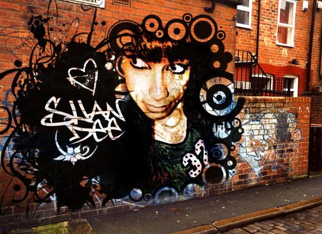 Splendid graffiti (54 photos)