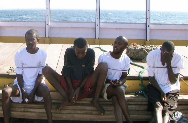 Modern Somalia pirates (30 pics)