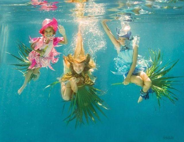 Deep waters fairy tale (29 pics)