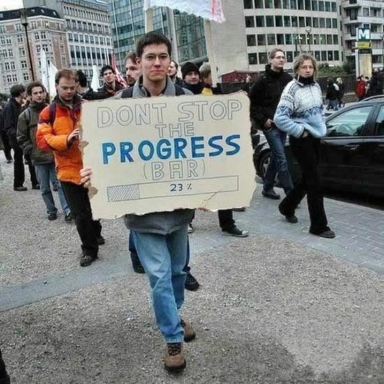 Demonstrations and protests (53 pics)