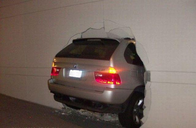 Car killer (10 pics)