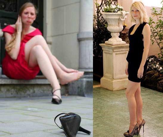 High heels (36 pics)