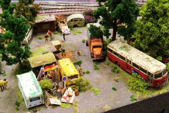 Miniature Wonderland in Hamburg (65 pics+1 video)