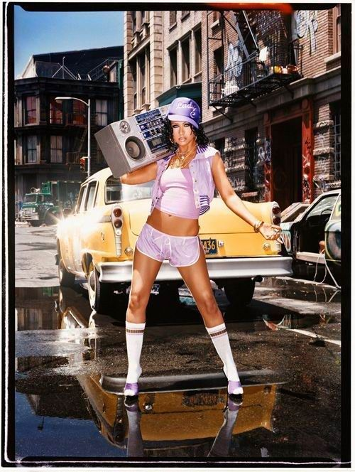 Celebrities in the works by David Lachapelle (73 pics)