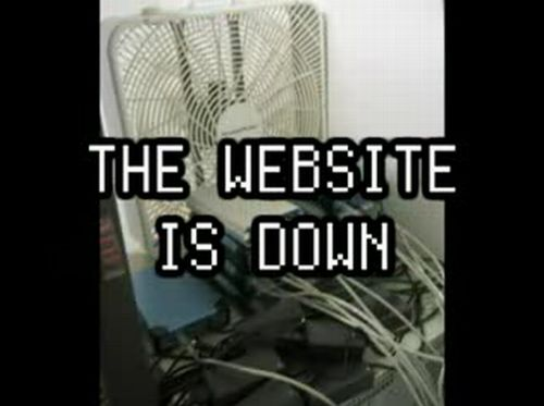 The website is down (24.4 Mb)