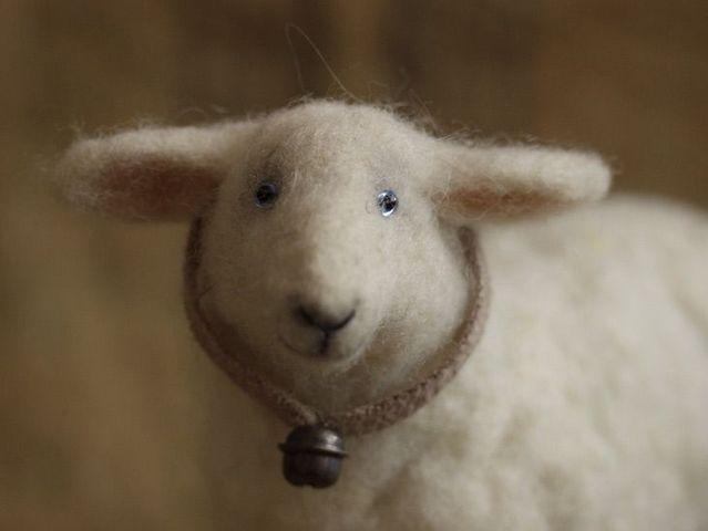 Cute animal handmade toys (55 pics)