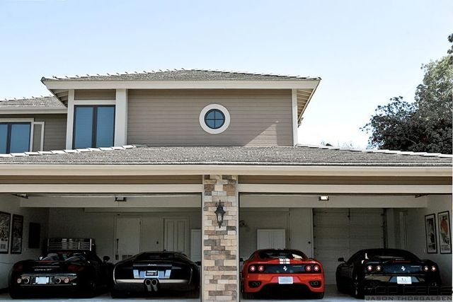 Dream Garage (19 pics)