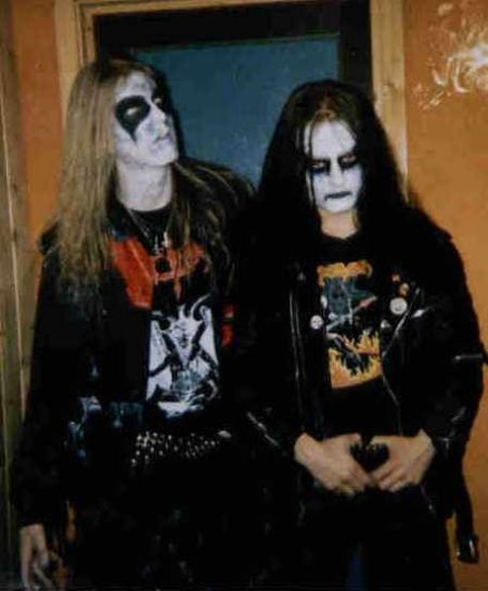Stars of Black metal (23 pics + 1 video)
