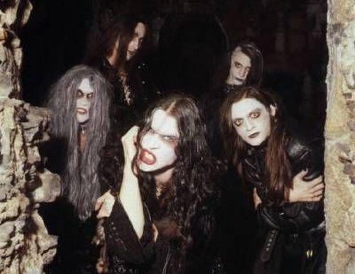 Stars of Black metal (23 pics + 1 video)