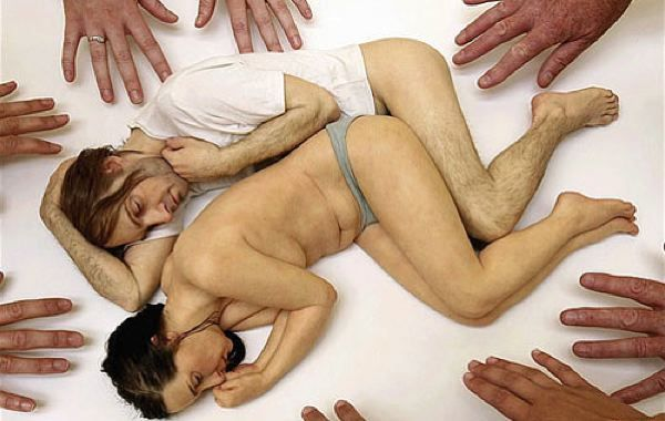Awesome hyperrealist sculptures by Ron Mueck (32 pics)