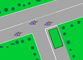 Road Rules (flash animation)