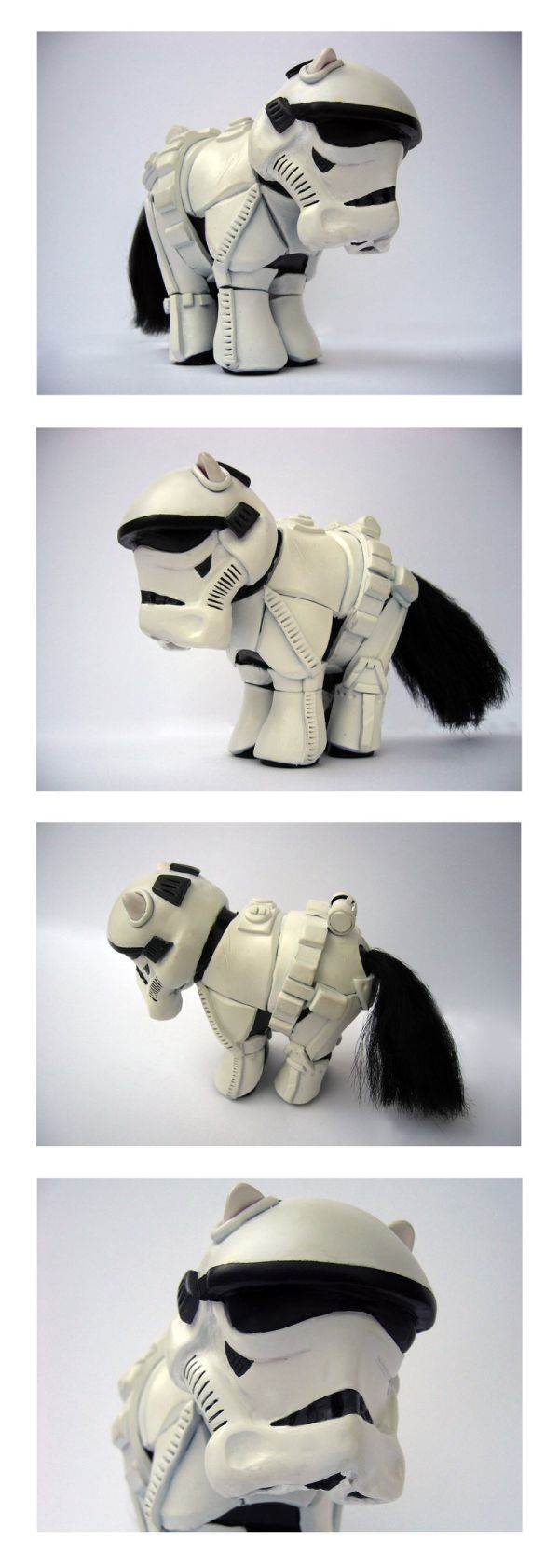 My Little Pony modified toys (25 pics)