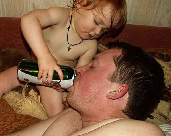 Why boys need parents (30 pics)