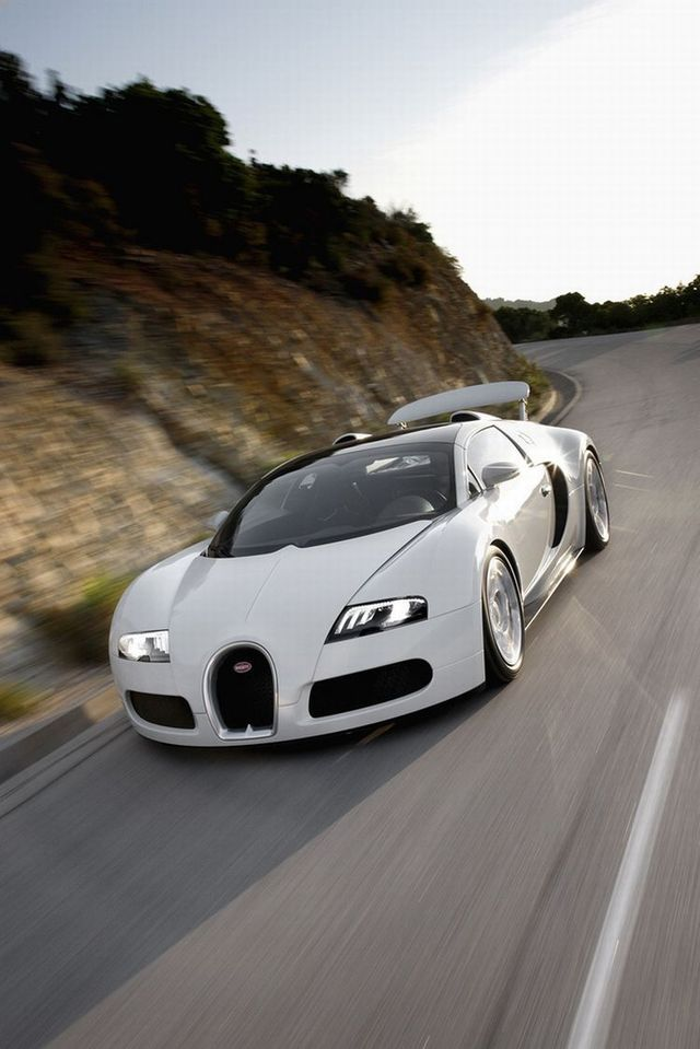 The most expensive serial car in the world (22 pics)