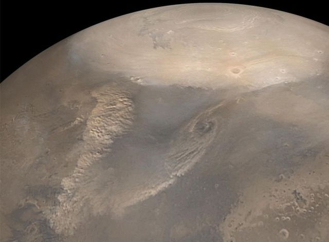 Photos of Mars (29 pics)