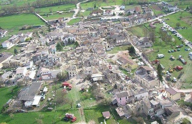 Earthquake in Italy (39 photos)