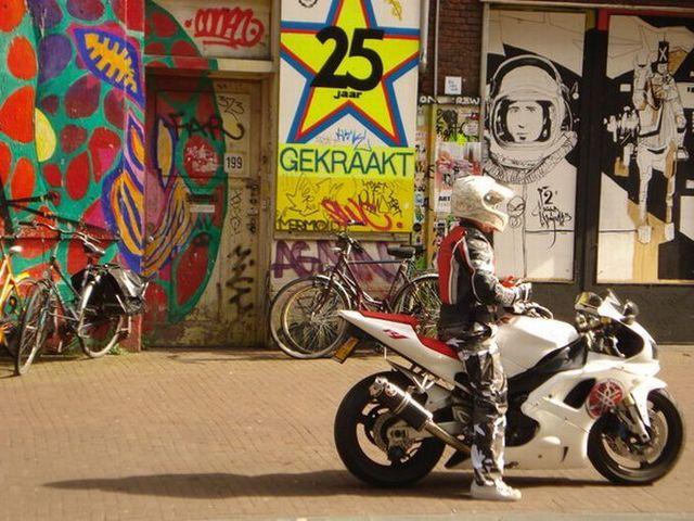Amsterdam coffeeshops (26 pics)
