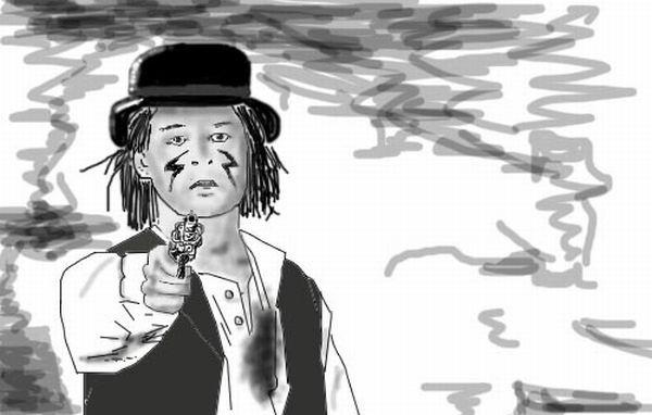Drawn movie scenes. Part 2 (62 pics)