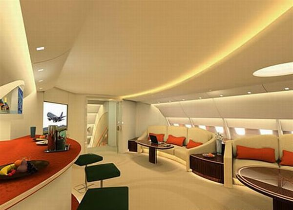 Most Luxurious Aircraft Cabins And Interiors 48 Pics