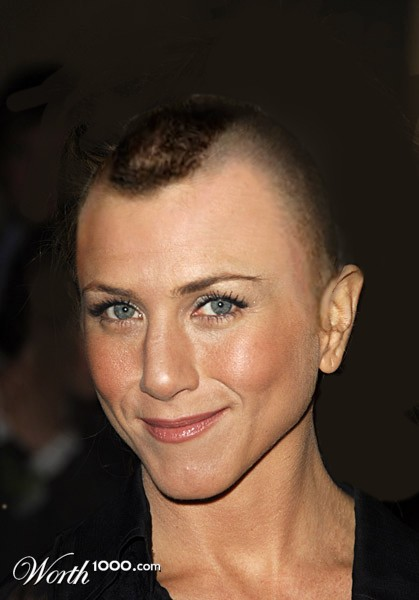 "Photomontage: ""Celebrity's haircuts"" (50 pics)"