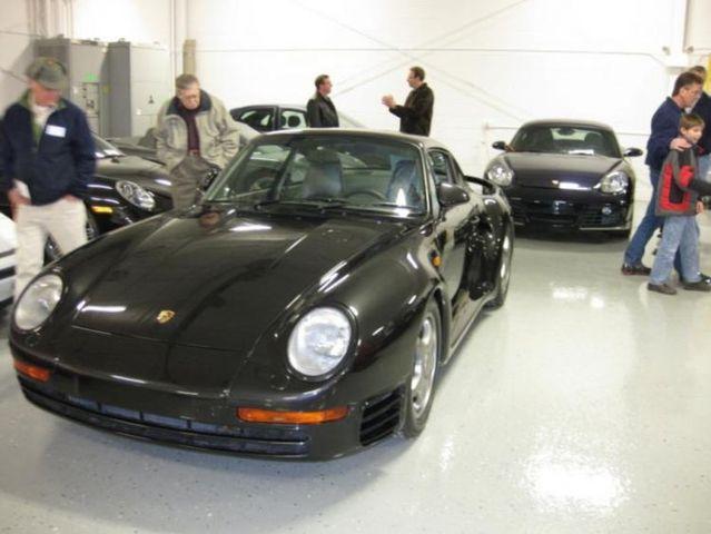 Private car collection of Sultan of Michigan (37 pics)