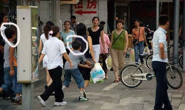 Chinese pickpockets (19 pics)