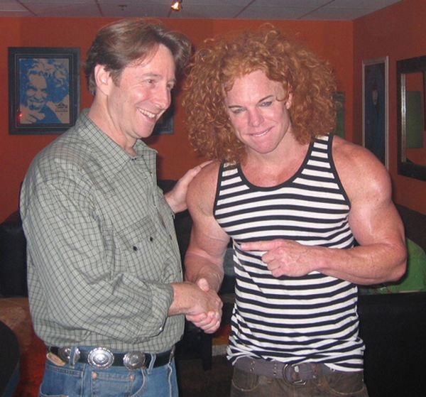 Carrot Top, another victim of plastic surgery (31 pics)