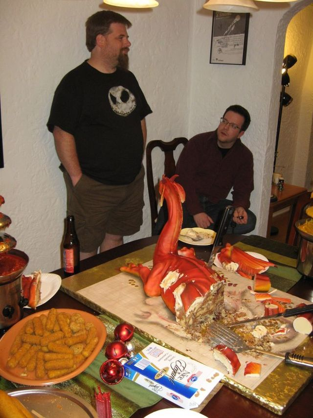 Have you ever eaten a dragon? (20 pics)