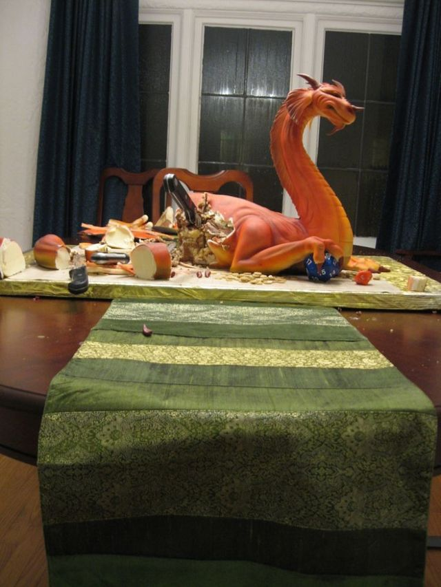 Have you ever eaten a dragon? (20 pics)