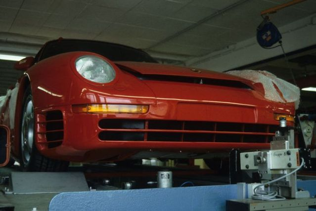 The birth of a supercar. The way it was done before (78 pics)