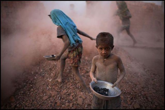 Child labor (15 pics)