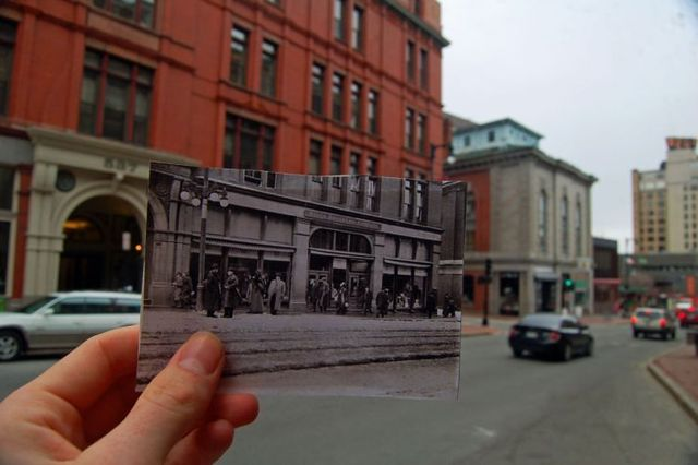 Looking into the past (37 pics)