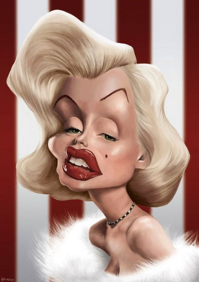 Great caricatures (44 pics)