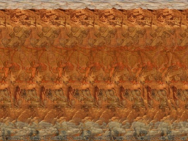 Stereograms To See Hidden 3D Images 30 Pics - Izismilecom-5123